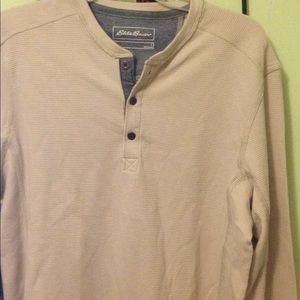 Men's thermal shirt long sleeve